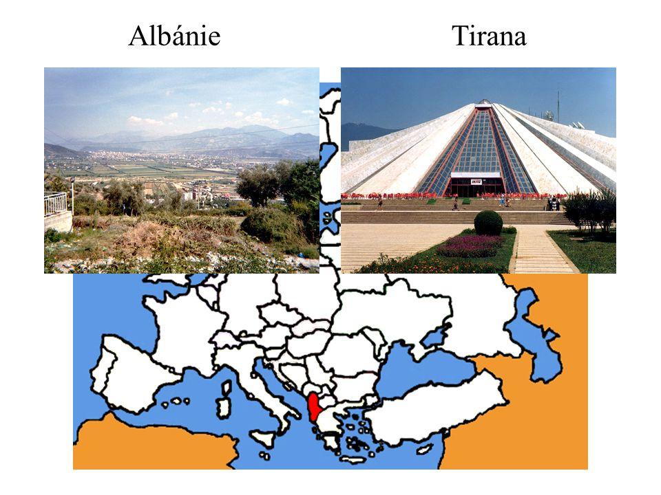Albánie Tirana