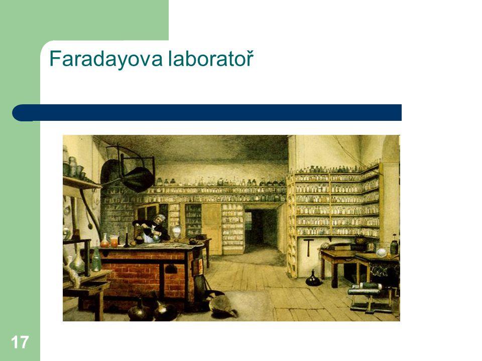 Faradayova laboratoř