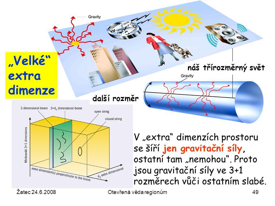 Otevřená věda regionům
