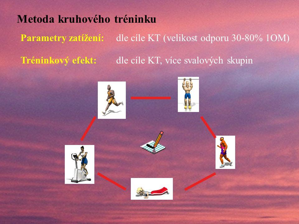 Metoda kruhového tréninku