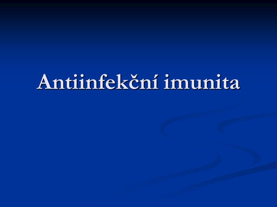 Antiinfekční imunita