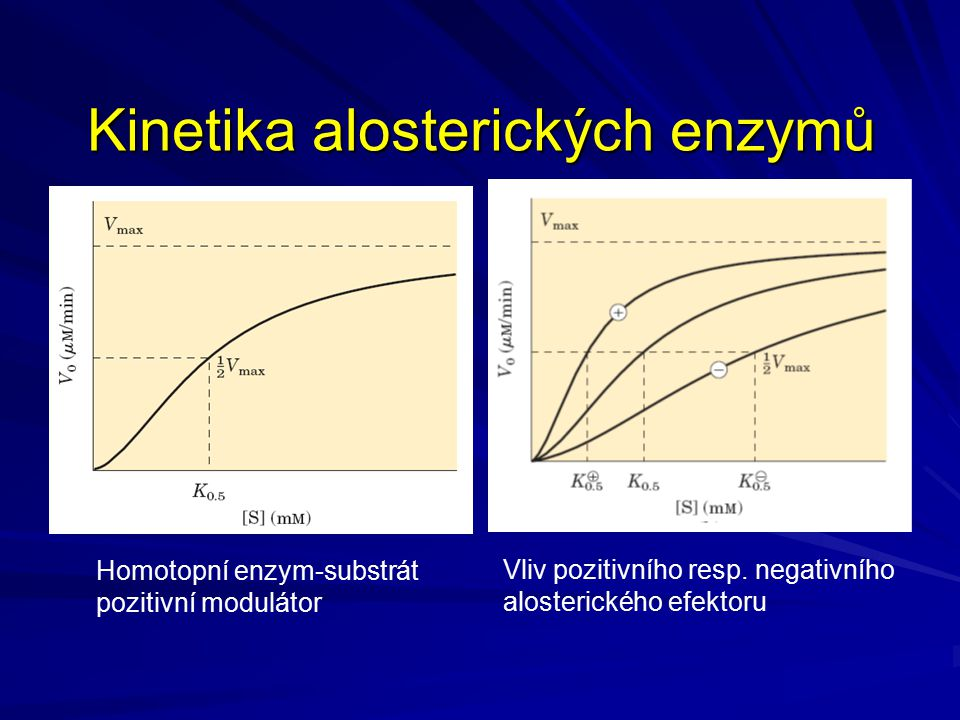 Kinetika alosterických enzymů