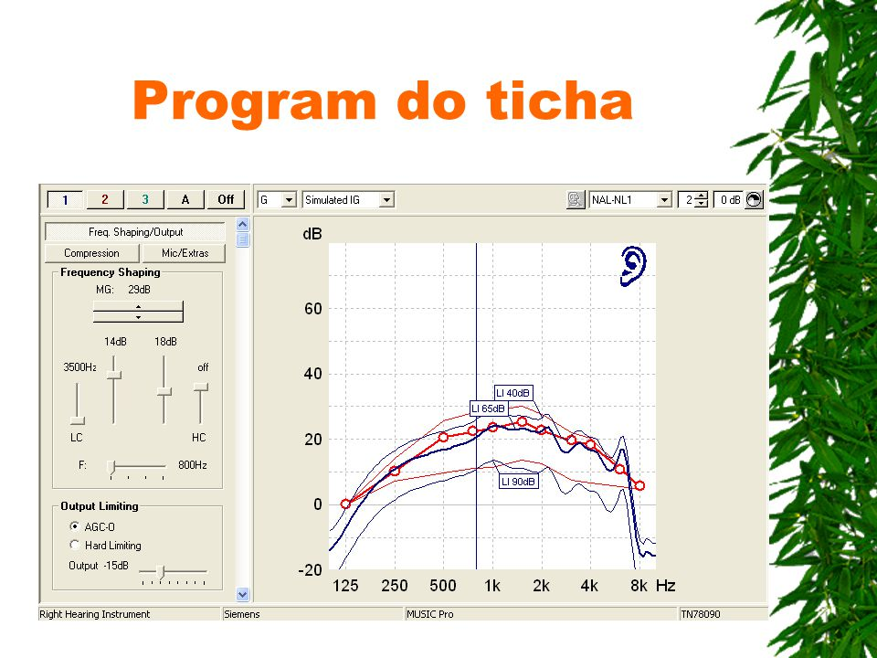 Program do ticha