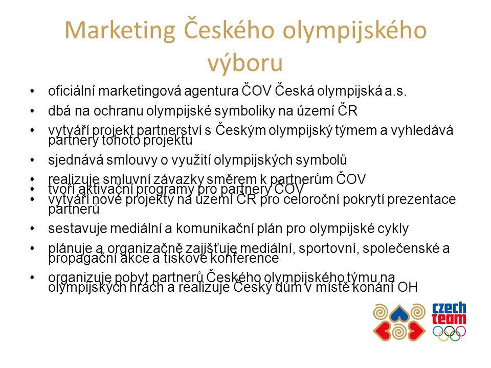 Marketing Českého olympijského výboru