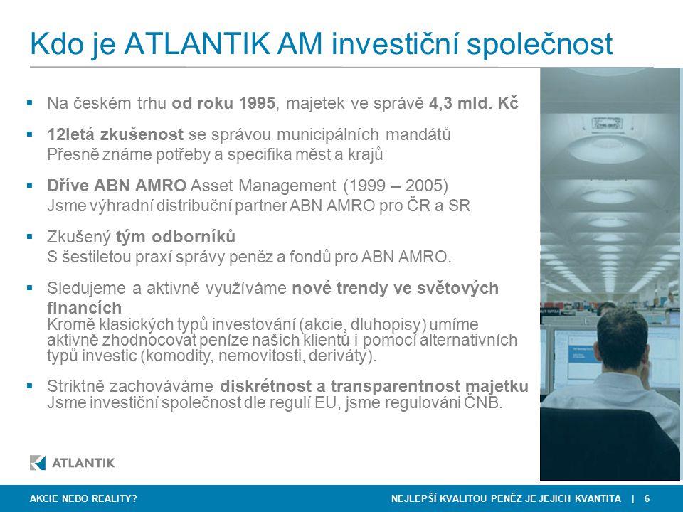 Kdo je ATLANTIK AM investiční společnost