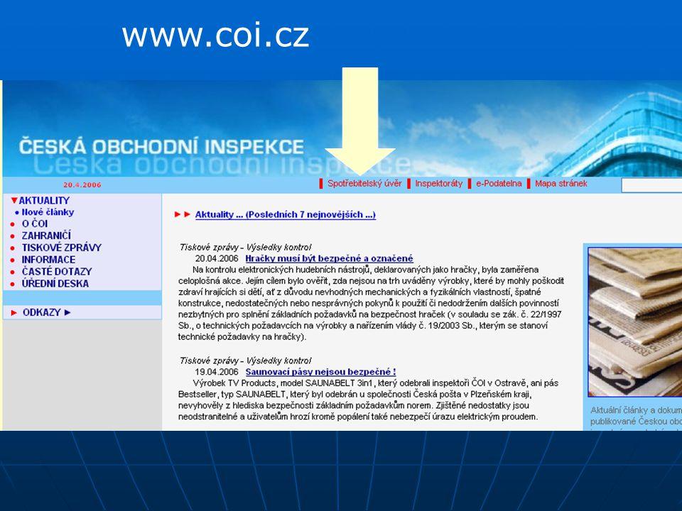 www.coi.cz