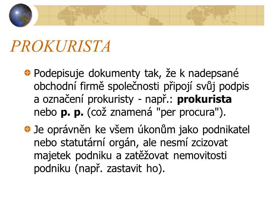 PROKURISTA
