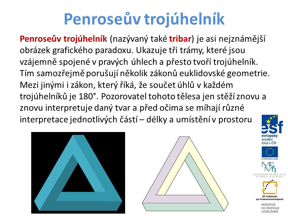 Penroseův trojúhelník