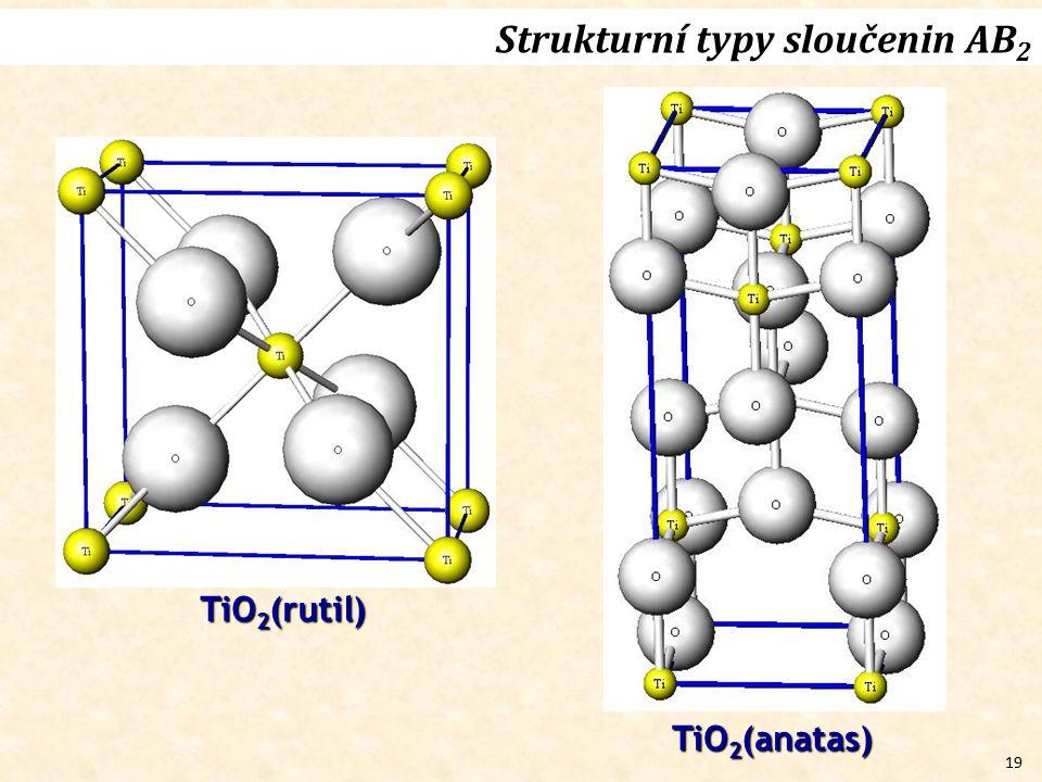 Strukturní typy sloučenin AB2