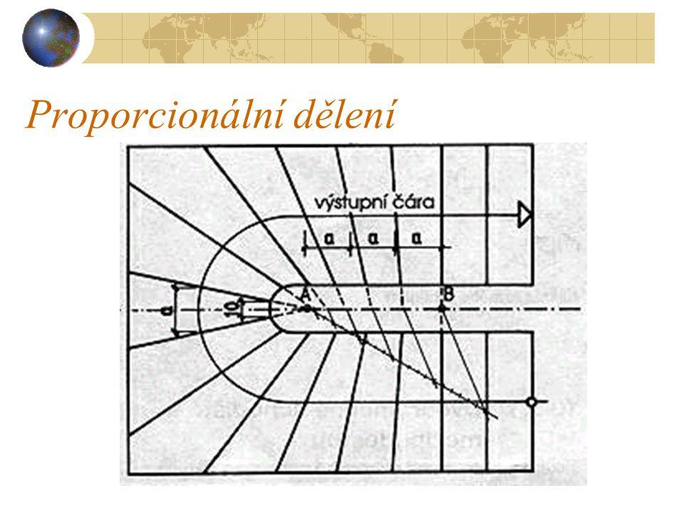 Proporcionální dělení