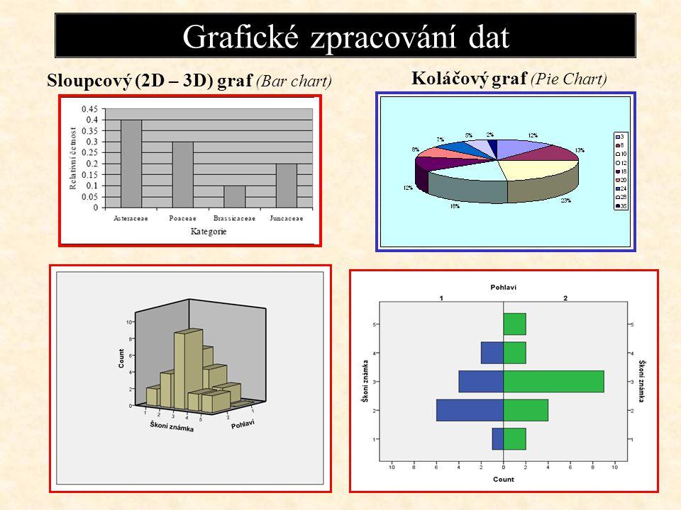 Grafické zpracování dat