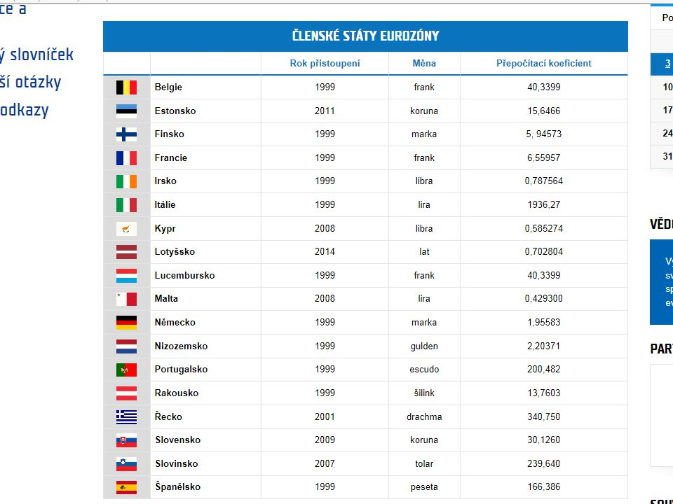 http://www.zavedenieura.cz/cs/euro/eurozona/clenske-staty-eurozony