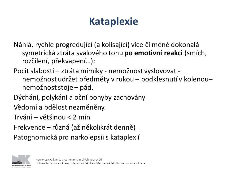 Kataplexie