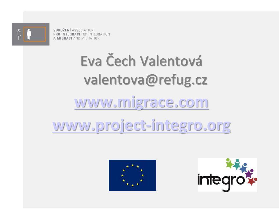 Eva Čech Valentová valentova@refug.cz