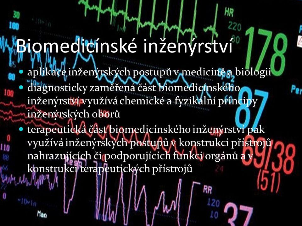 Biomedicínské inženýrství