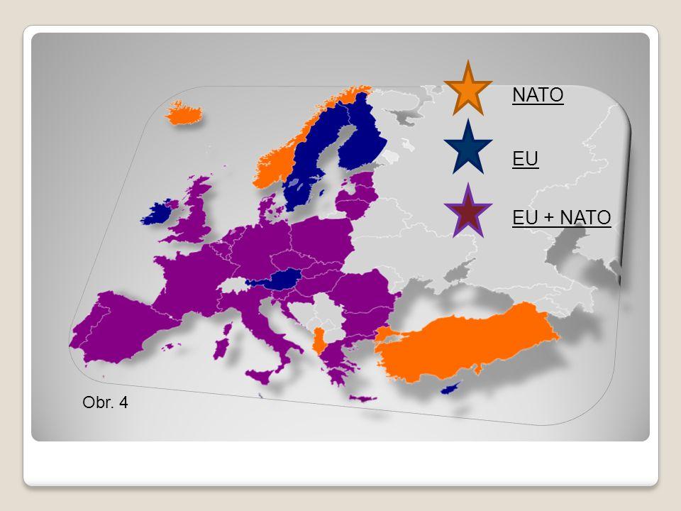 NATO EU EU + NATO Obr. 4