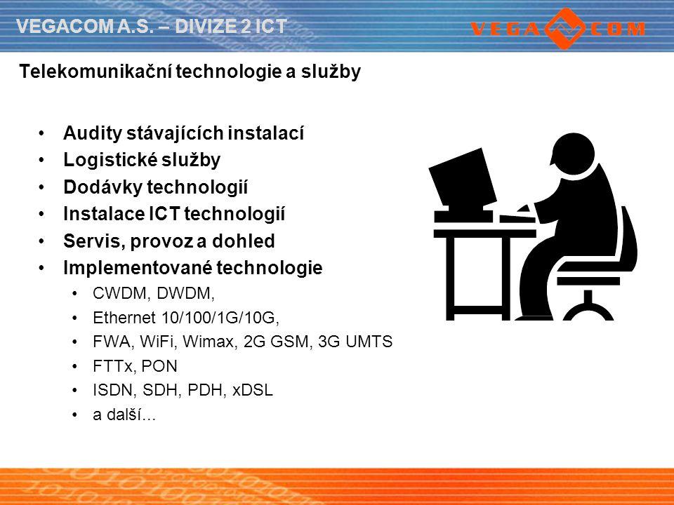 Telekomunikační technologie a služby