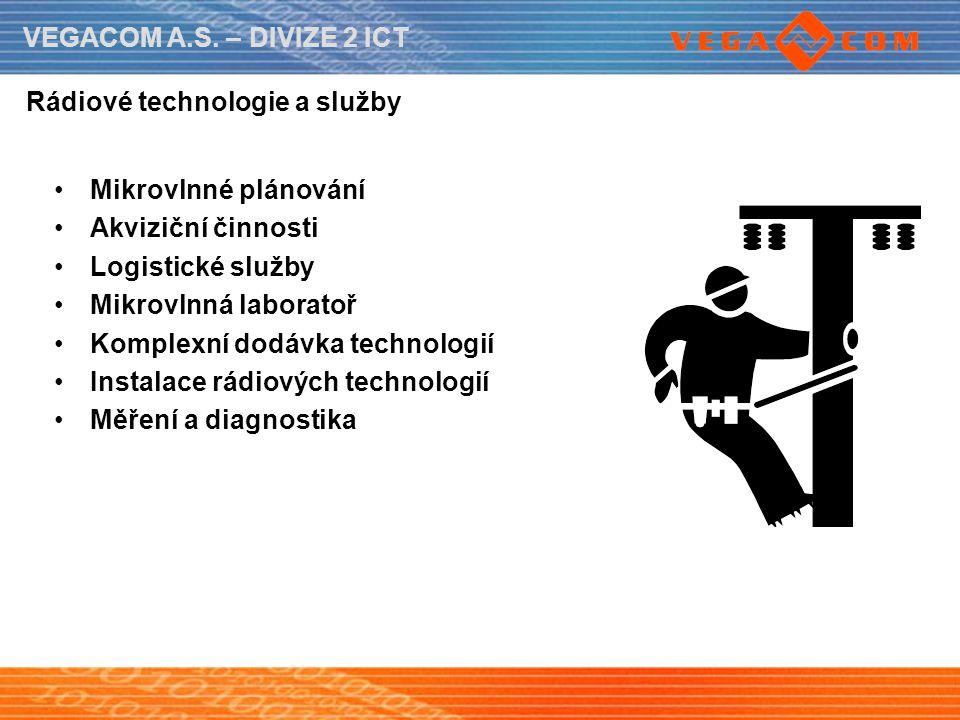 Rádiové technologie a služby