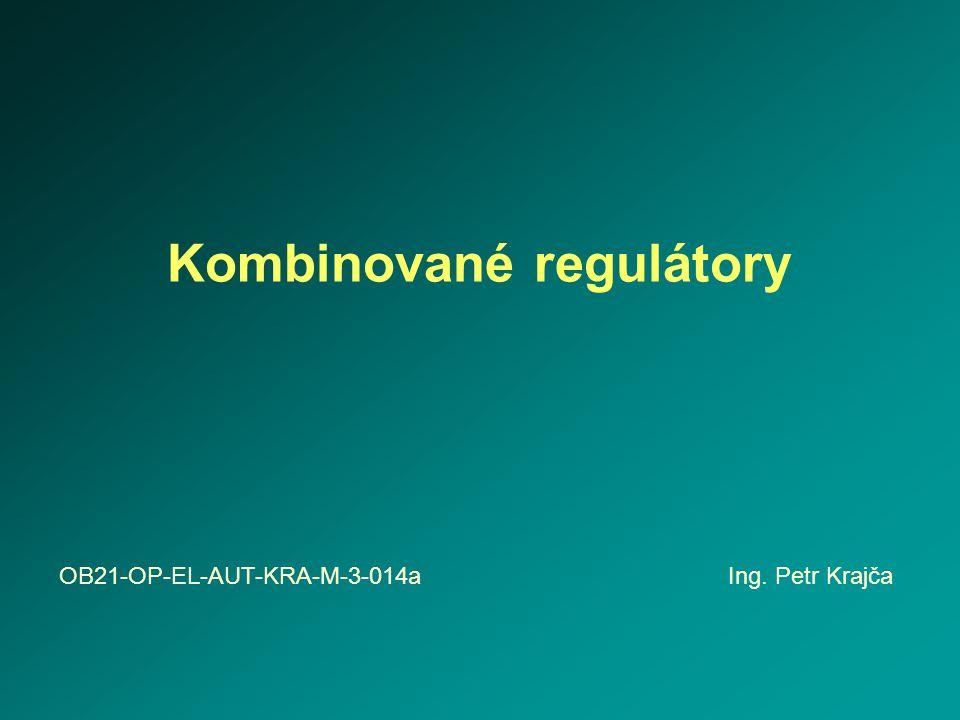 Kombinované regulátory