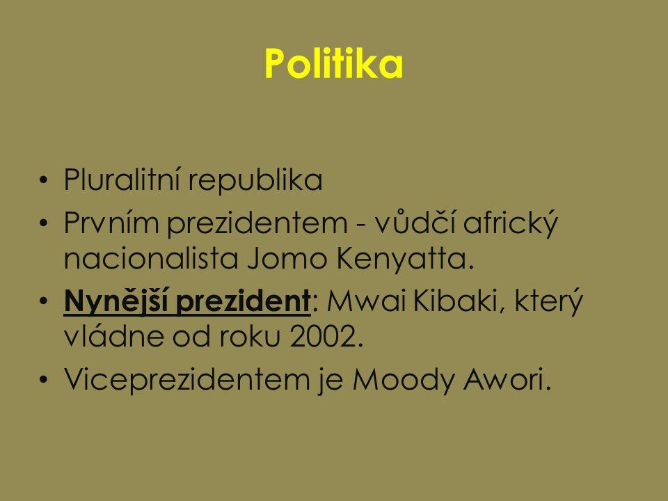 Politika Pluralitní republika
