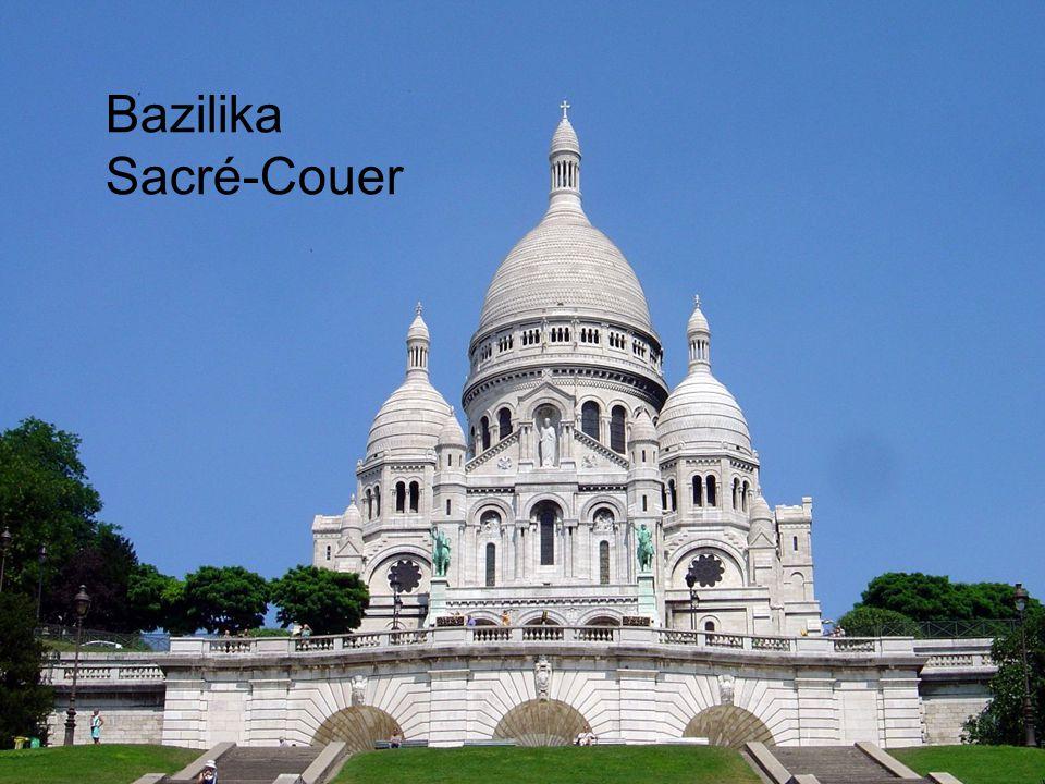 Bazilika Sacré-Couer