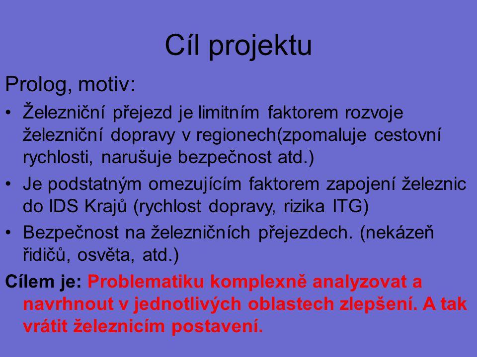 Cíl projektu Prolog, motiv:
