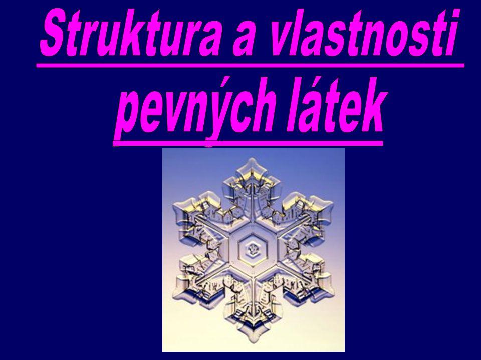 Struktura a vlastnosti