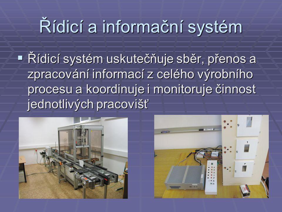Řídicí a informační systém