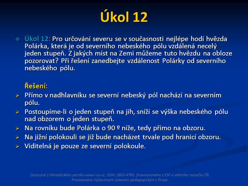 Úkol 12