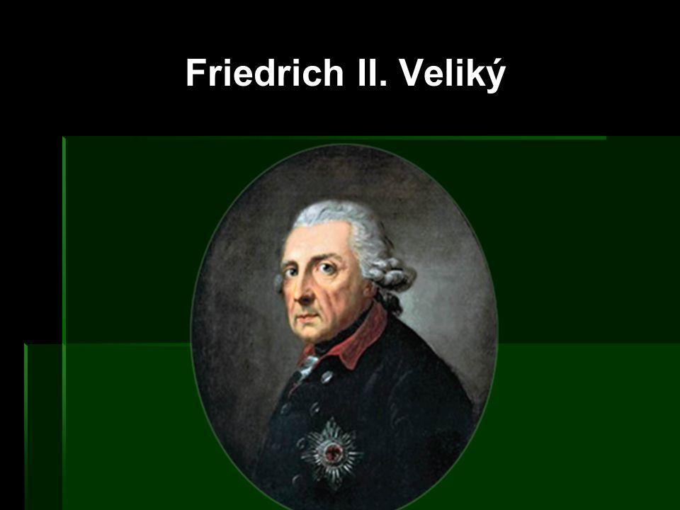 Friedrich II. Veliký