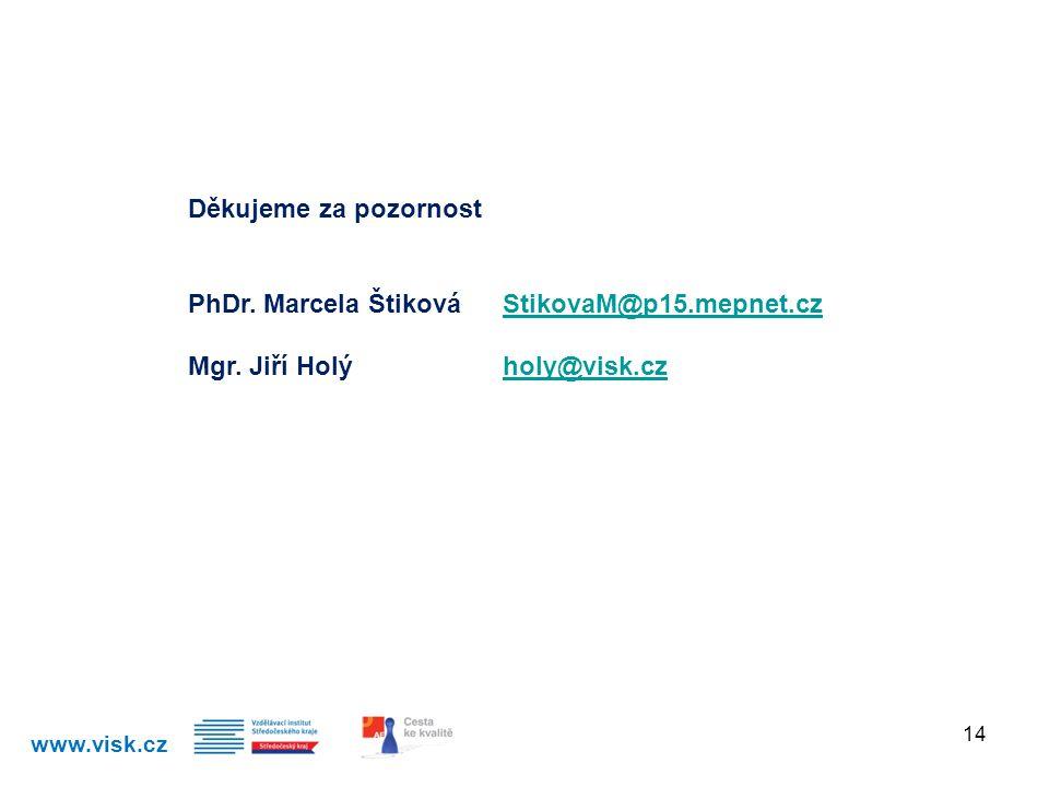 PhDr. Marcela Štiková StikovaM@p15.mepnet.cz