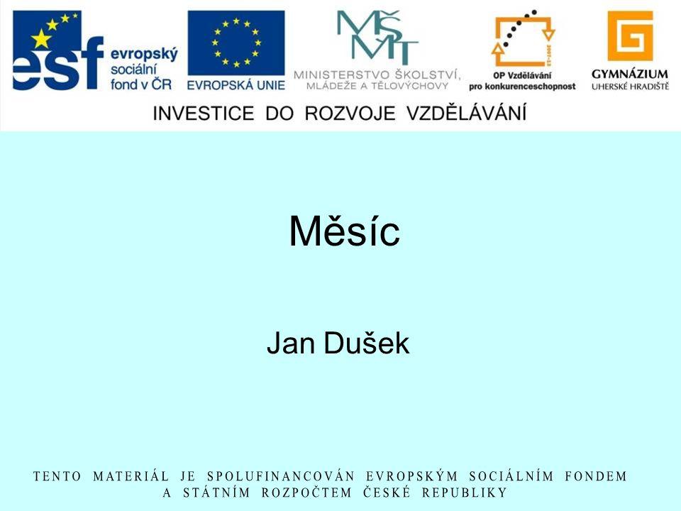 Měsíc Jan Dušek