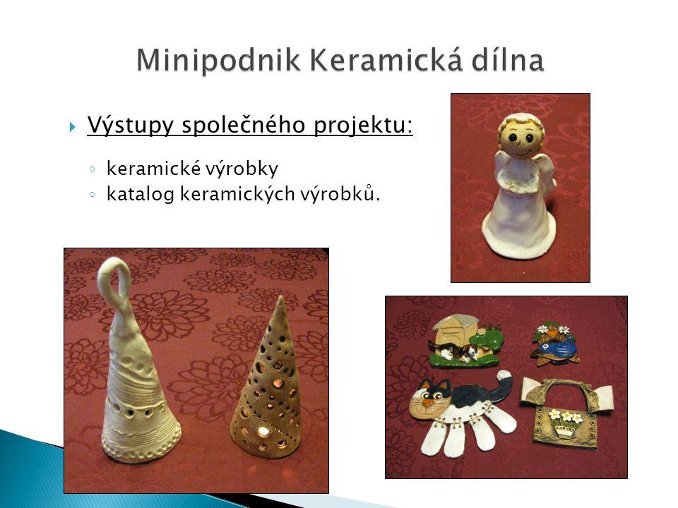 Minipodnik Keramická dílna