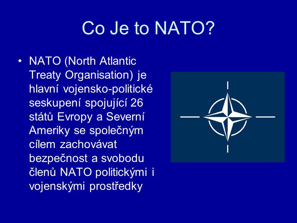 Co Je to NATO