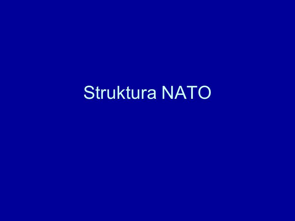Struktura NATO