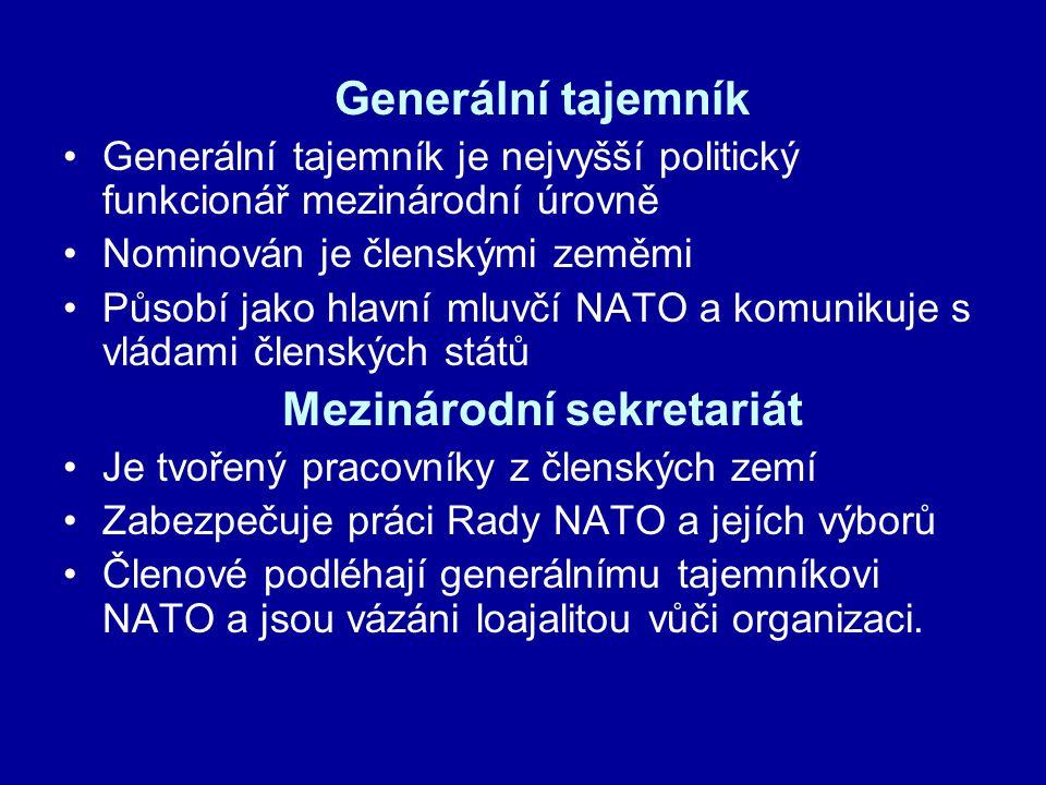 Mezinárodní sekretariát