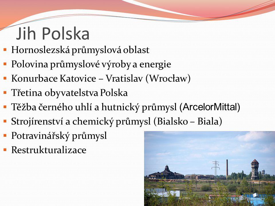 Jih Polska Hornoslezská průmyslová oblast