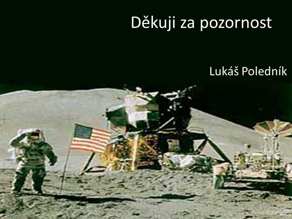 Děkuji za pozornost Lukáš Poledník