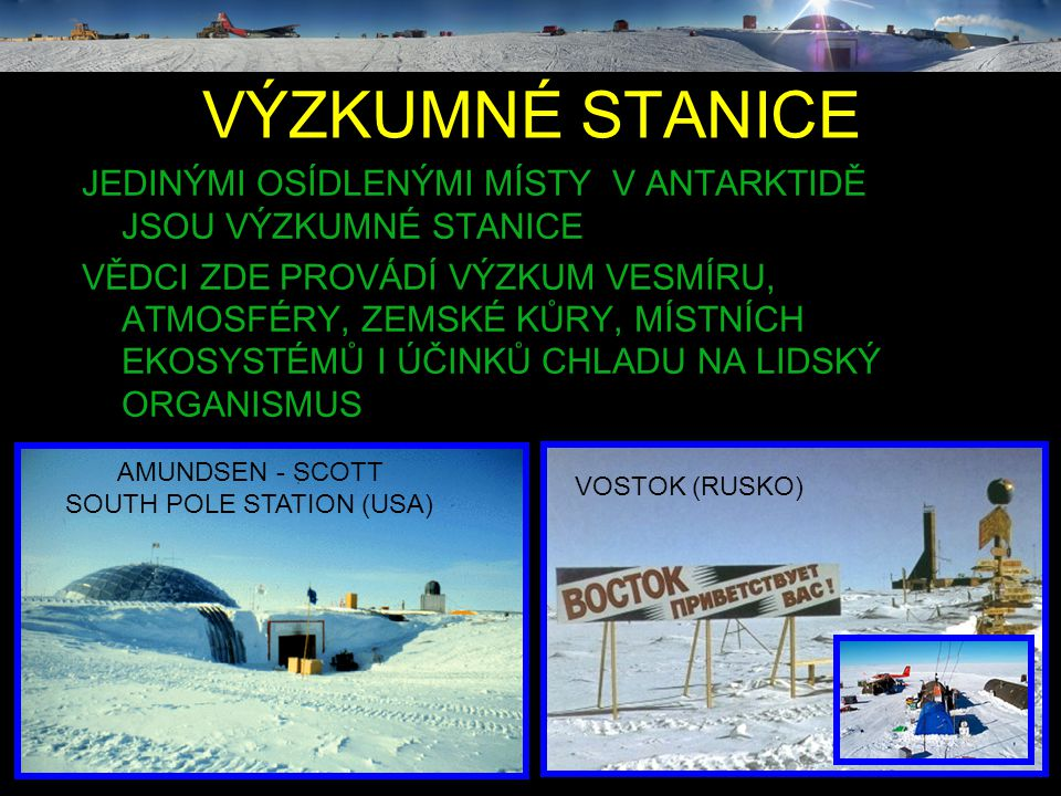 SOUTH POLE STATION (USA)