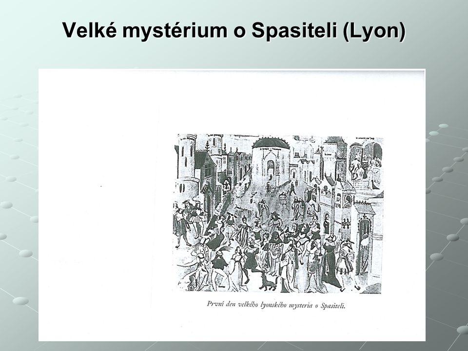 Velké mystérium o Spasiteli (Lyon)