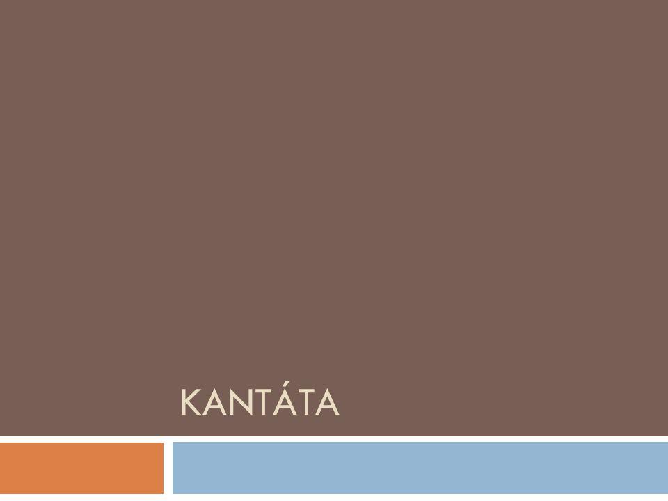 Kantáta