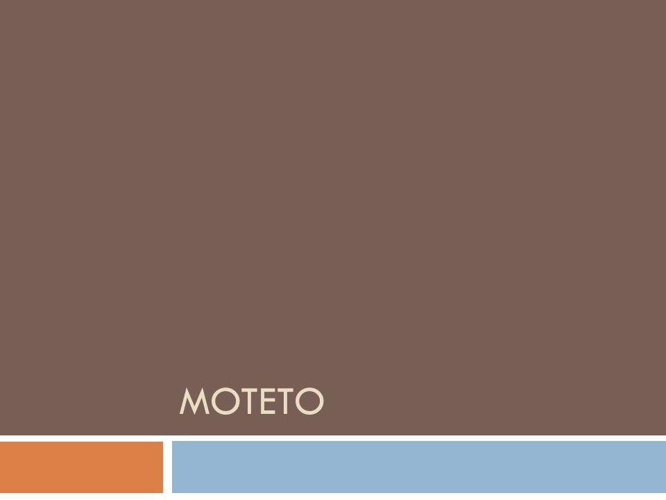 Moteto
