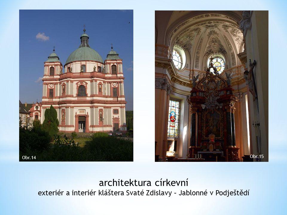 architektura církevní