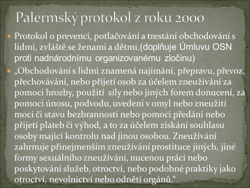 Palermský protokol z roku 2000