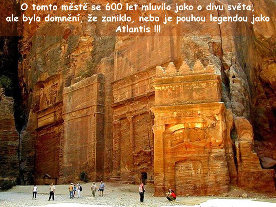 O tomto městě se 600 let mluvilo jako o divu světa,