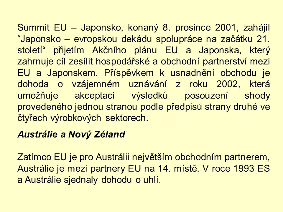 Summit EU – Japonsko, konaný 8