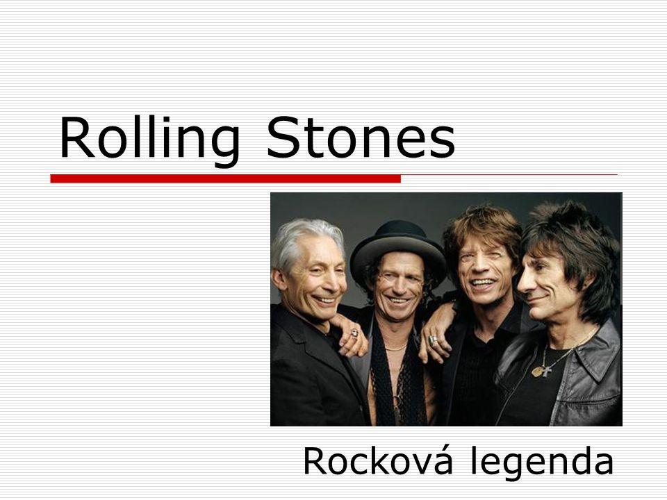 Rolling Stones Rocková legenda
