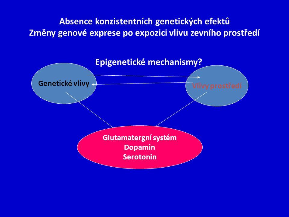 Epigenetické mechanismy