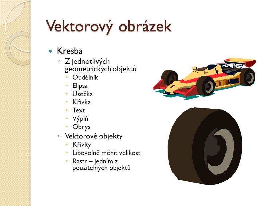 Vektorový obrázek Kresba Z jednotlivých geometrických objektů