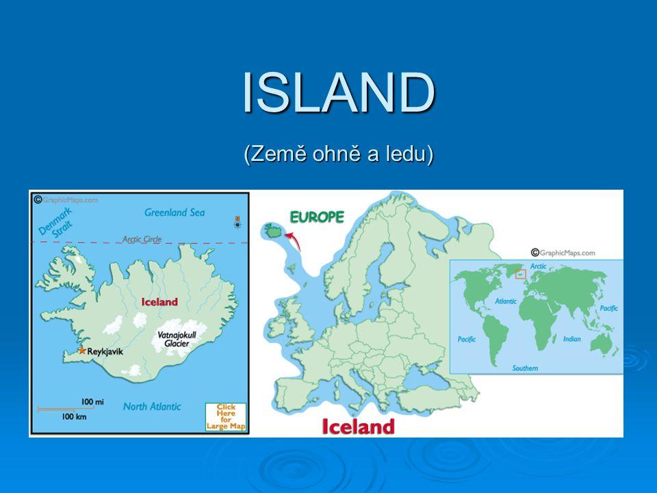 ISLAND (Země ohně a ledu)